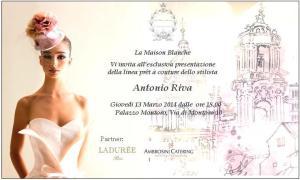 INVITO MAISON BLANCHE