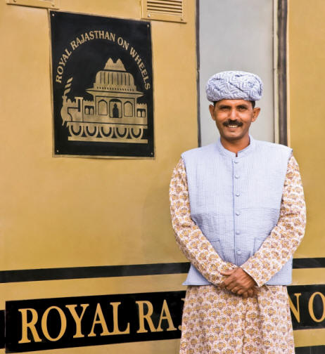 Royal Rajasthan on the Wheels