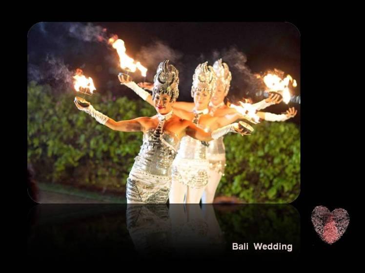 Wedding a Bali