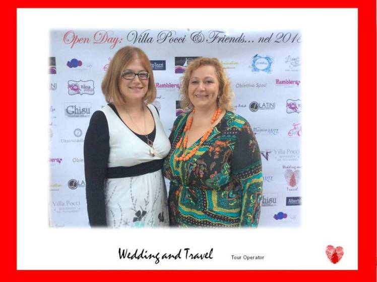 Valentina Cerri e Bianca Trusiani - Wedding and Travel