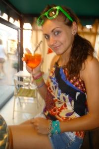 foto Francesca Innocenti profilo