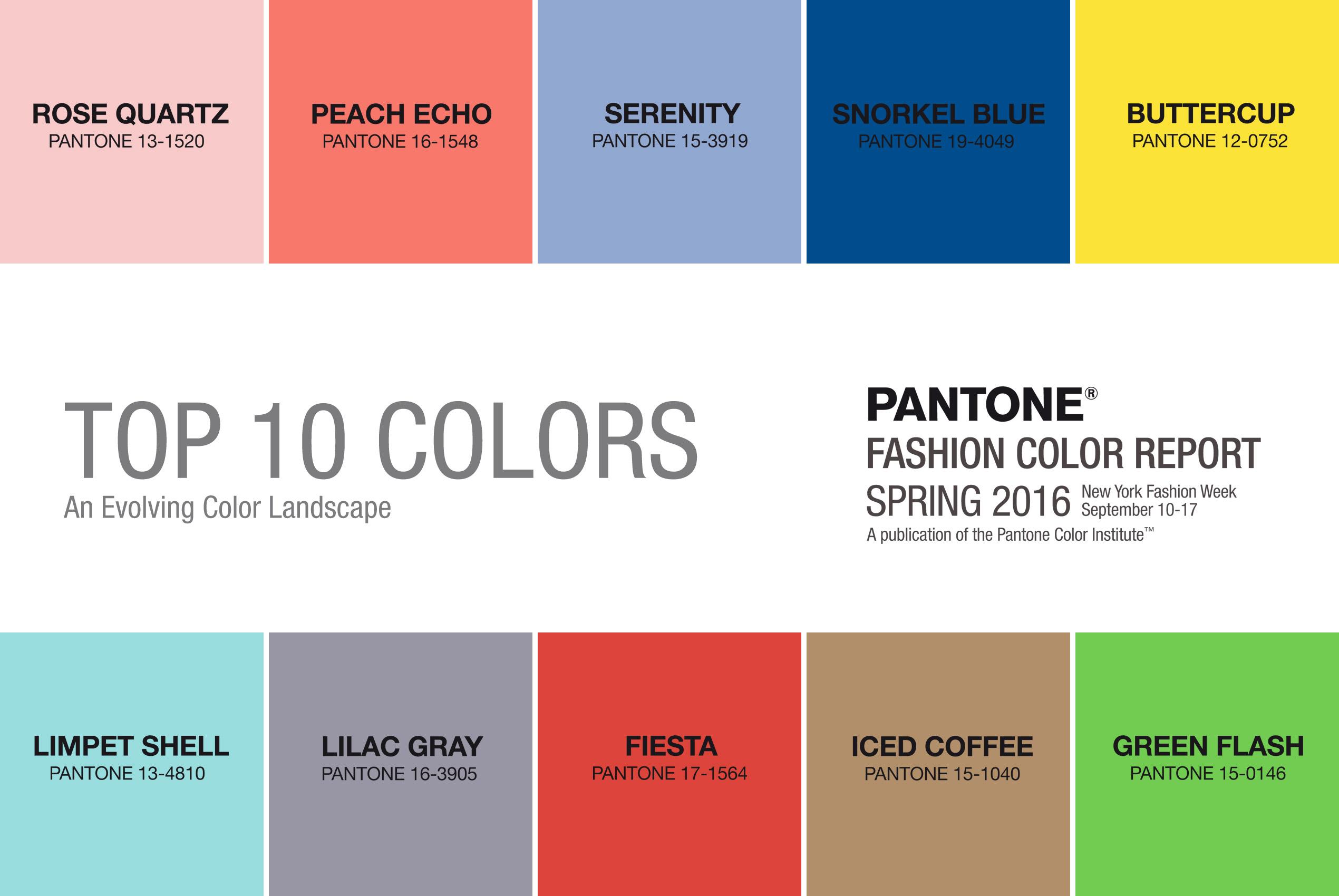 Tendenze Primavera/Estate 2016: i colori moda wedding – Il Blog del Wedding e...