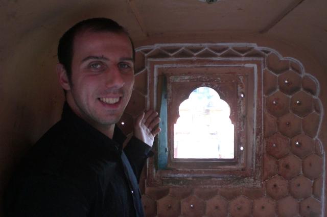 Filippo Iuliani in India