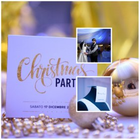 Christmas Party Italy Destination Wedding